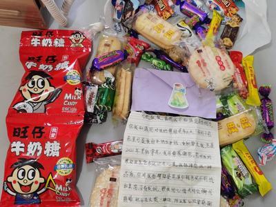 青岛萌娃手写感谢信送公交驾驶员,背后故事可爱又暖心!