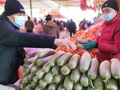 春节期间,青岛121处农贸市场全部正常营业,投诉同比下降50.7%