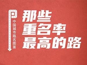"""青岛两条路被《中国城市路名图鉴》""""点名"""",看看你去过吗?"""