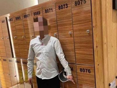 男子在青岛打工手头拮据,盯上了洗浴中心的过夜客,结果……