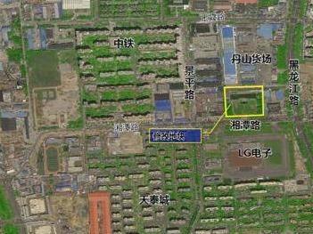 流亭街道东部片区部分地块控规调整,将集中建设人才住房