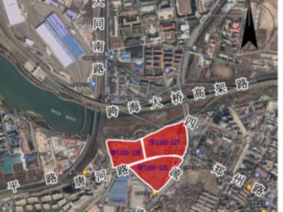 市北滨海新区北片3个地块规划调整:30班初中调整为45班九年一贯制学校