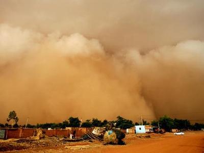 又要吃土!沙尘暴黄色预警拉响,北方6省区市将有沙尘暴