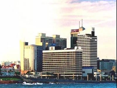 城市影像档案 海天大酒店承载的城市记忆