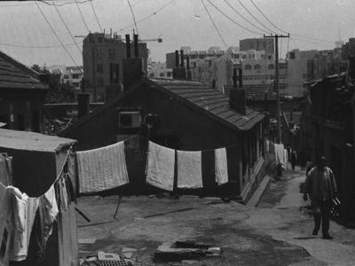 城市影像档案 仲家洼,旧日青岛的城乡结合部
