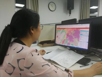 保障城市运行,青岛气象预报产品融入城市综合管理平台