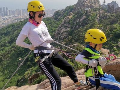 一起爬山吧!2021全国群众登山健身大会本周末举行,青岛免费开放25处地点