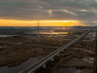 """青岛临空经济北区新增东向辐射通道,即墨、平度交界镇即将""""一桥直达"""""""