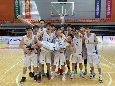 青岛国信海天青年军称霸丹东赛区!获得全国U17篮球比赛总决赛入场券
