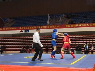 第31届世界大学生夏季运动会武术项目选拔赛在青岛城阳拉开战幕