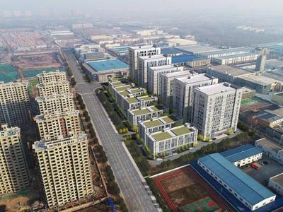 青岛均和云谷·青岛智造港项目开工,或成城阳高端装备制造产业发展新地标