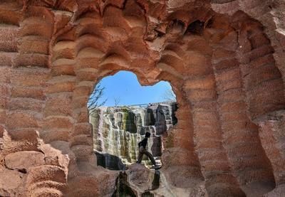 """即墨这处大型""""石磨坑""""已有600多年历史"""