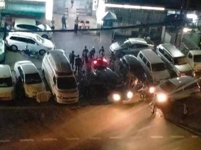 缅甸多地昨发生十余起爆炸事件,致多人受伤