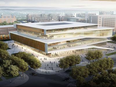 预计明年完工!北航青岛国际科教新城项目建设迎来新节点