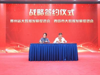 """青岛市大数据春季论坛召开,""""青岛市2020大数据产业生态地图""""公布"""
