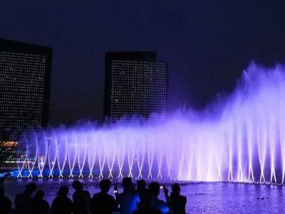 城市阳台音乐水景秀7月1日回归!