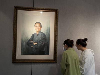 看这33张熟悉的面孔!梁连生中国企业家水彩画肖像作品西海岸美术馆开展