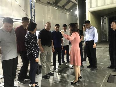 风从海上来 | 第三批赴上海专业实训队到同济大学嘉定校区参观学习