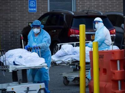 世卫组织:全球新冠确诊病例超1.539亿例,死亡病例超322万例 