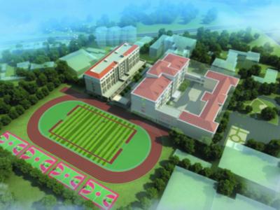 青岛第十七中学将启动改扩建工程:增加食堂和学生宿舍楼