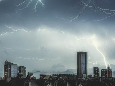 近期多雷雨天气、局地或有冰雹!青岛发布农业气象灾害预警,请注意防护
