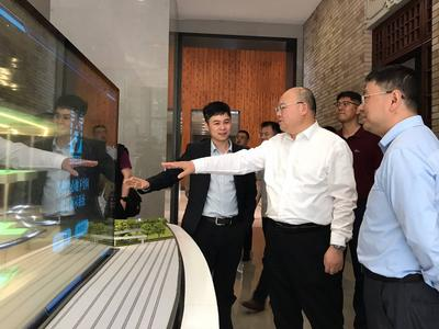 风从海上来 | 第三批赴上海专业实训队到上海市政总院参观学习