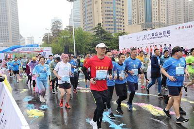 """观海新闻记者手记:跑出青岛""""加速度"""""""