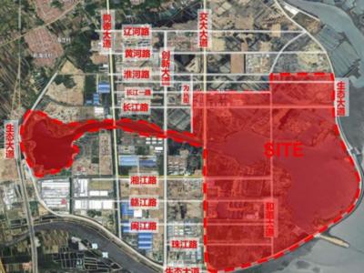 总投资48.8亿元,上合如意湖东区综合建设开发项目即将启动