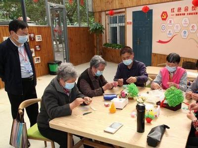 今年10月底前,青岛40处农村镇街级居家社区养老服务中心将全部投入使用!