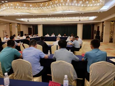 省委党史学习教育第二巡回指导组工作座谈会召开,推动党史学习教育走深走实