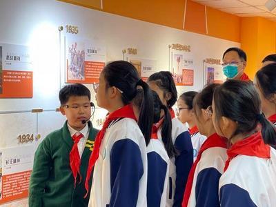 青岛:发挥教育阵地作用,引导青少年从百年党史中汲取智慧和力量