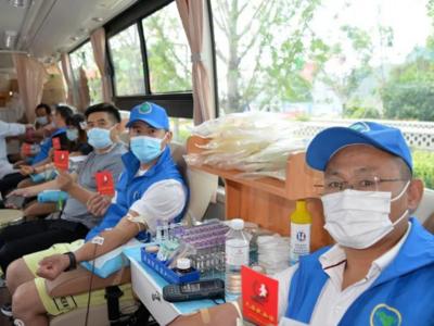 第18个世界献血者日掀献血热潮,青岛献血人数是平日三倍