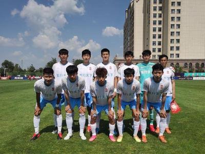 青岛中乙三雄唯一晋级球队!青春岛首次闯入中国足协杯正赛
