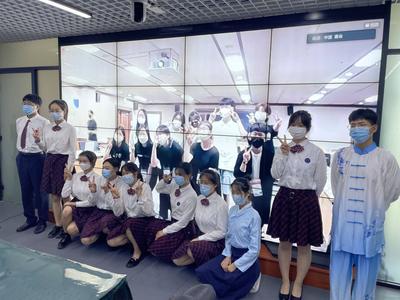 2021东亚文化之都青少年文化交流活动举行,中日韩三国学生线上交流