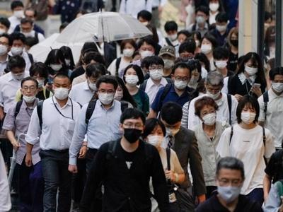 东京单日新增新冠确诊病例4166例,再创疫情以来新高