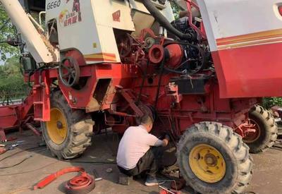 """青岛市启动""""三秋""""生产农机质量护农服务活动"""
