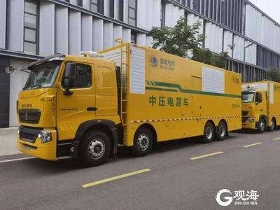 完成6台应急电源车出厂验证试验,青岛企业助力全运会供电保障
