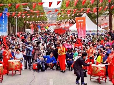 即墨2021年第五届茶芋文化节中秋节开幕