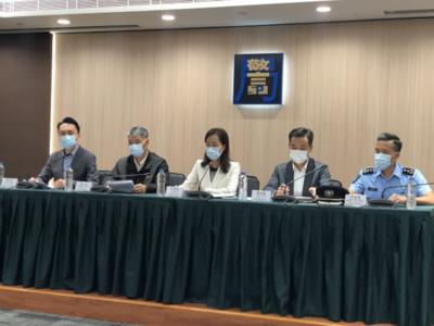 澳门宣布25日15时至28日15时开展全民核酸检测