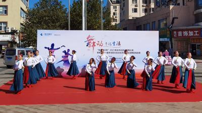 回放 2021青岛市社区广场舞大赛沧口街道选拔赛